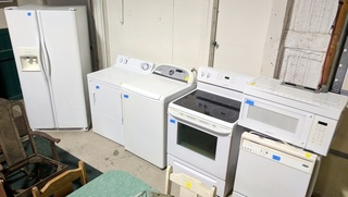Modern Frigidaire, Whirlpool, & GE Appliances