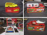 LGB Train Set & Collectible Coca-Cola Toy Trucks - Prairie Farm, WI