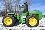 LARGE FARM MACHINERY RETIREMENT AUCTION FOR LARRY & ZANE MADSEN
