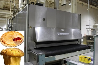Available Now Prior to Being Offered During Onsite Auction with Online Bidding- Immaculate Bakery Equipment of Brookshire's