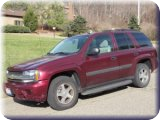2005 CHEV Trailblazer/ HE Washer & Dryer/ Real Human Skeleton and More!