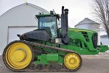 CLEAN-LOW HOURED JOHN DEERE FARM RETIREMENT AUCTION FOR ROGER & MARIE STIER