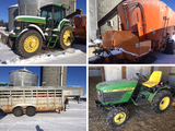 Tractors & Equipment - Cameron, WI