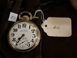 Huge Vintage Pocket Watch Estate Auction