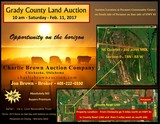 Grady County Land Auction