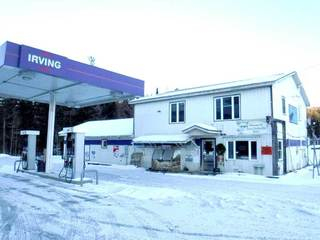 Clarksville NH Gas Station