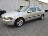 Taylors, SC - 2001 Volvo S60 - Online Only Auction