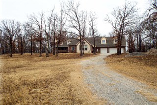 2/23 76± ACRES OFFERED IN TWO TRACTS * KELLYVILLE, OK