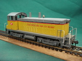 Model Railroad Trains & Accessories