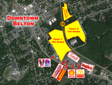 LAND AUCTION! Prime Land Downtown Belton