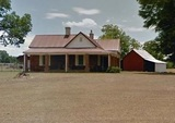 Country Living!  6 acres w/ Brick Home and Barn