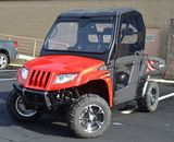 THE UNSTOPPABLE ALL TERRAIN 2014 ARCTIC CAT HDX 500 XT WITH ONLY 16 MILES OF USE, IN LIKE NEW CONDITION!