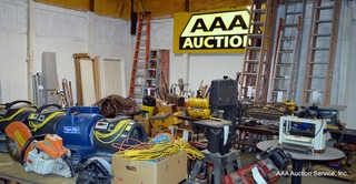 Contractor Surplus Liquidation