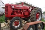 Tractors/Farm Machinery/Vehicles Auction