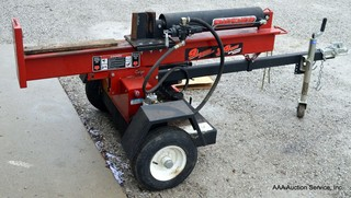 Swisher 9HP Log Splitter
