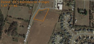 1.47 +/- AC Commercial Lot in Blackman Area