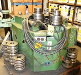 PIPE BENDING & FABRICATION EQUIPMENT WITH TRUCKS -American Pipe-