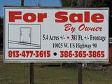Real Estate Auction - Columbia County FL