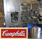 Internet Bidding Only Auction- Surplus Equipment from the Ongoing Operations of Campbell's Soup Company- Over 225 Lots!