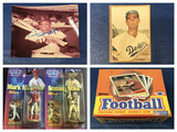 Travis Cobb Sports Memorabilia Collection 2nd Auction