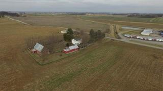 CLASSIC ST. WENDEL FARMHOUSE AND BARNS ON 1.25 ACRES