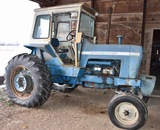 Sale of Ford 8000 Tractor - Wed. March 15th - 4:00 P.M.