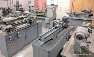 Rockwell Lathes