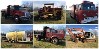 Vehicle & Equipment Auction