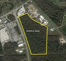33 Acre Commercial Tract - Liberty , TX