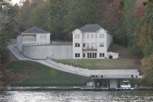 The Florence House Lakefront Luxury Estate