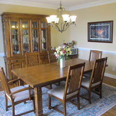 Beautiful Dining Room Set