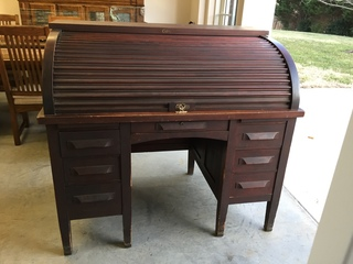 Cutler Roll Top Desk