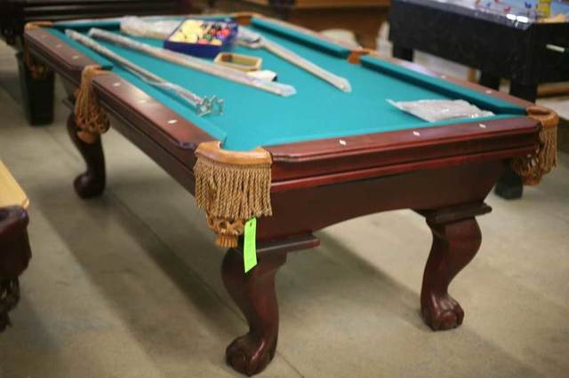 Landscaping Equipment Pool Tables Vehicles MORE The Thomas - Connelly catalina pool table