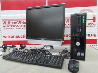 ONLINE LIBRARY COMPUTER AUCTION