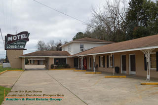 NATCHITOCHES, LA COMMERCIAL PROPERTY FOR SALE AT AUCTION