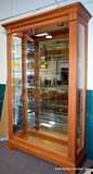 Baseball Cards, LP's & 45's, Bühler Curio Cabinet, Furniture, & More!