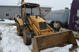 Backhoe, Manure Haulers & Farm Equipment