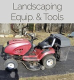 CLOSING THURSDAY Landscaping and Tools Online Auction Dayton, MD