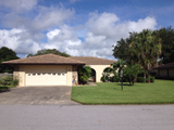 ABSOLUTE AUCTION!!!  Eagles Landing Home (& Hangar Lease) on Winter Haven Airport!!!