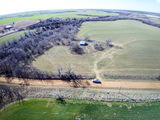 4/13 160± ACRES * CROPLAND * TIMBER  * HUNTING * RINGWOOD OK.