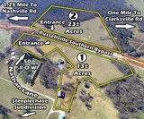 36± Acres Offered In Two Tracts