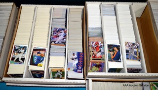 Large Selection of Baseball & Sport Cards