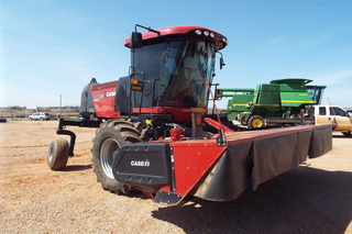 2014 Case WD1903 Swather
