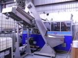 2005 SIDE' TMS2004 STRETCH BLOW MOLD SYSTEM