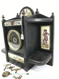 Antique Clocks, Framed Artwork, Appliances, Glass