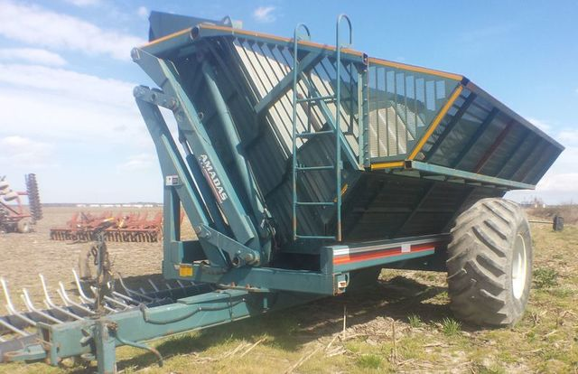 Farm Equipment Auction - Forbes Realty & Auctions