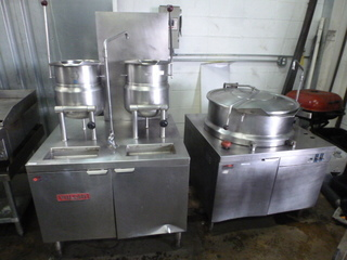 EXTENDED DUE TO MOVING SCHEDULE! DC CATERING EQUIPMENT AUCTION LOCAL PICKUP ONLY