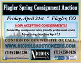Flagler Spring Consignment Sale