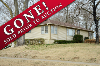 Updated 3 Bedroom, 2 Bath R-Ranch with 2 Car Garage on 1/3 Acre Treed Lot - For Sale at Auction