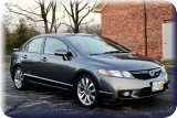 2009 HONDA CIVIC SI- Cincinnati Public Vehicle Auction